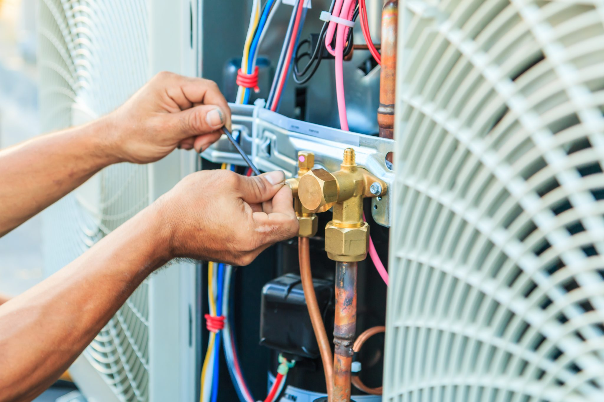 Klimaanlage Wohnraumlüftung Installation