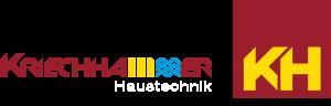 KH Haustechnik Logo weiss